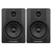 M-AUDIO BX5D2 5寸有源监听音箱(对装) 风靡全球,监听音箱销量之王 黑色