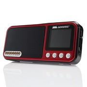 奥尼 散步机S600 便携插卡收音音箱 中国红