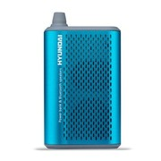现代 i200PRO 蓝牙无线音箱 酒壶外观创意 移动电源+语音通话+插卡播放+调频收音 蓝