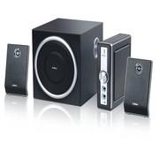 漫步者 C1 2.1声道+独立功放 多媒体音箱 黑色