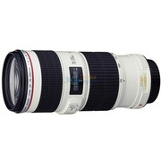 佳能 EF 70-200mm f/4L IS USM 远摄变焦镜头