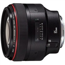 佳能 EF 85mm f/1.2L II USM 远摄定焦镜头产品图片主图