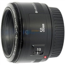 佳能 EF 50mm f/1.8 II 标准定焦镜头产品图片主图