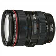 佳能 EF 24-105mm f/4L IS USM 标准变焦镜头