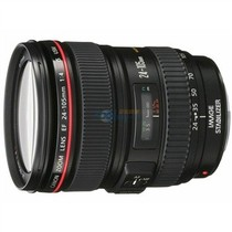 佳能 EF 24-105mm f/4L IS USM 标准变焦镜头产品图片主图