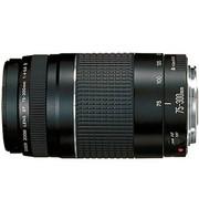 佳能 EF 75-300mm f/4-5.6 III USM 远摄变焦镜头