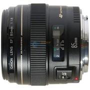 佳能 EF 85mm f/1.8 USM 远摄定焦镜头 套装