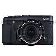 富士 X-E1 旁轴单电套机 黑色(XF18-55mmF2.8-4 R LM OIS镜头)