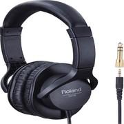 罗兰 罗兰(Roland) 罗兰 RH-5 普及型监听耳机 黑色