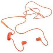 Machtrans Orange (可口橙) 潮流耳机 复古螺旋设计 支持微信