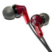 芙洛蒂 Pod-T21 舒适系列入耳式音乐耳机T21(玛瑙红)