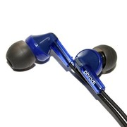 芙洛蒂 Pod-T21 舒适系列入耳式音乐耳机T21(宝石蓝))