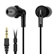 芙洛蒂 Pod-606 重低音入耳式音乐耳机606(黑色)