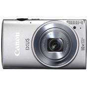 佳能 IXUS255 HS 数码相机 银色(1210万像素 3英寸液晶屏 10倍光学变焦 24mm广角 Wi-Fi传输)