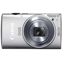 佳能 IXUS255 HS 数码相机 银色(1210万像素 3英寸液晶屏 10倍光学变焦 24mm广角 Wi-Fi传输)产品图片主图