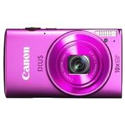 佳能 IXUS255 HS 数码相机 粉色(1210万像素 3英寸液晶屏 10倍光学变焦 24mm广角 Wi-Fi传输)