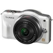 松下 GF3 微单套机 白色(LUMIX G 14mm f/2.5 ASPH 镜头)