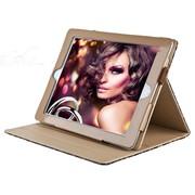 SEENDA IC08-seendaG iPad2/3双色豹纹皮套(真皮)魅系列