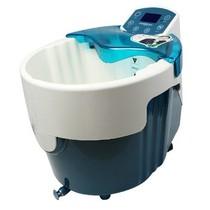 朗欣特 ZY888 养生足浴按摩器 (兰绿色)产品图片主图