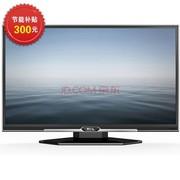 TCL L39F2510E 39英寸 超薄窄边设计 安卓智能LED电视(黑色)