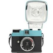 乐魔 LOMO Diana Mini 迷你戴安娜 胶片相机 (经典蓝黑60年代复刻版)