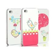 Hamimelon iPhone4/4S 鸟儿的信仰手机壳
