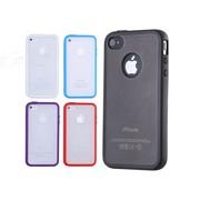 Hamimelon iPhone4 新五色彩环手机壳