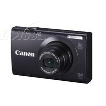佳能 A3400 IS 数码相机 黑色(1600万像素 3英寸触摸液晶屏 5倍光变 28mm广角)产品图片主图