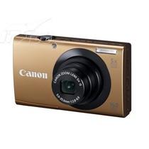 佳能 A3400 IS 数码相机 金色(1600万像素 3英寸触摸液晶屏 5倍光变 28mm广角)产品图片主图