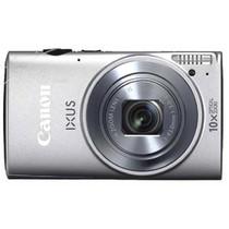 佳能 IXUS255 HS 数码相机 银色(1210万像素 3英寸液晶屏 10倍光学变焦 24mm广角)产品图片主图