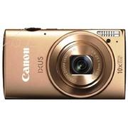 佳能 IXUS255 HS 数码相机 金色(1210万像素 3英寸液晶屏 10倍光学变焦 24mm广角)