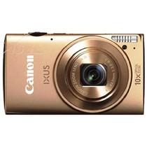 佳能 IXUS255 HS 数码相机 金色(1210万像素 3英寸液晶屏 10倍光学变焦 24mm广角)产品图片主图