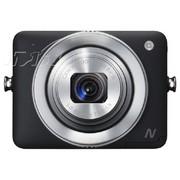 佳能 PowerShot N 数码相机 黑色(1210万像素 2.8英寸上翻式触摸屏 8倍光学变焦 WiFi传输)