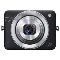 佳能 PowerShot N 数码相机 黑色(1210万像素 2.8英寸上翻式触摸屏 8倍光学变焦 WiFi传输)产品图片主图