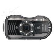 宾得 WG-3 数码相机 黑色(1600万像素 3英寸液晶屏 4倍光学变焦 25mm广角)