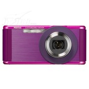 宾得 LS465 数码相机 粉色(1600万像素 5倍光学变焦 2.7英寸液晶屏 28mm广角)