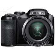 富士 S4850 数码相机 黑色(1600万像素 3英寸液晶屏 30倍光学变焦 24mm广角)