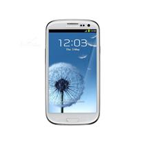 三星 Galaxy S3 i9305 16G联通3G手机(云石白)WCDMA/GSM港版产品图片主图