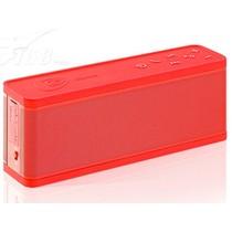 漫步者 魔砖M5 蓝牙免提迷你发烧音响 红色产品图片主图