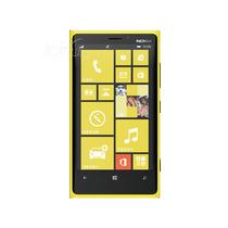诺基亚 Lumia 920 联通3G手机(黄色)WCDMA/GSM非合约机产品图片主图