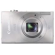 佳能 IXUS500 HS 数码相机 银色(1010万像素 3英寸液晶屏 12倍光学变焦 28mm广角)