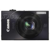 佳能 IXUS500 HS 数码相机 黑色(1010万像素 3英寸液晶屏 12倍光学变焦 28mm广角)产品图片主图