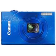 佳能 IXUS500 HS 数码相机 蓝色(1010万像素 3英寸液晶屏 12倍光学变焦 28mm广角)