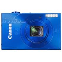 佳能 IXUS500 HS 数码相机 蓝色(1010万像素 3英寸液晶屏 12倍光学变焦 28mm广角)产品图片主图