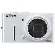 尼康 P310 数码相机 白色(1605万像素 3英寸液晶屏 4.2倍光学变焦 24mm广角)