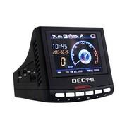 中恒 【DEC】SL191 小电视雷达超速预警雷达测速流动 固定电子狗行车记录仪一体机