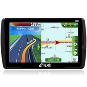 其他 E道准LH980 GPS导航仪 5寸高清高亮屏 内置8G 2013最新凯立德+道道通正版双图 善领DSA固定测速 典雅黑