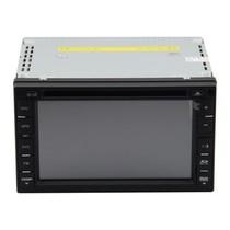 路特仕 85007D DVD导航一体机 最新2DIN通用型3D实景地图支持MP3USB(厂家定制直发)产品图片主图