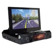 其他 途智rx6双屏汽车导航仪便携座式导航仪电子狗一体机