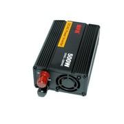纽福克斯 NFA  车载电源转换器逆变器 12V转220V 500瓦 500瓦带电瓶夹/万能插座
